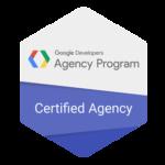 Google developer certified agency